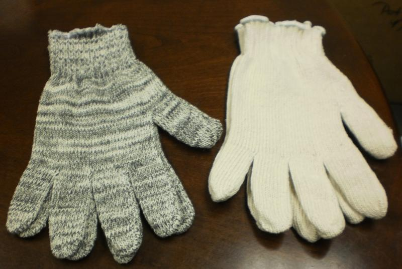 large gloves